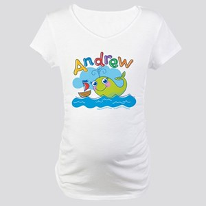 Andrew Whale Maternity T-Shirt