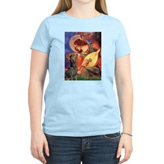 Mandolin Angel & Dobie Women's Light T-Shirt