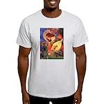 Mandolin Angel & Dobie Light T-Shirt