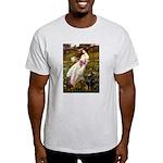 Windflowers / Doberman Light T-Shirt