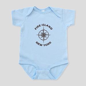 New York - Fire Island Body Suit