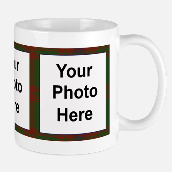 Skene Tartan 3 Photo Mugs