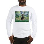 Bridge / Doberman Long Sleeve T-Shirt