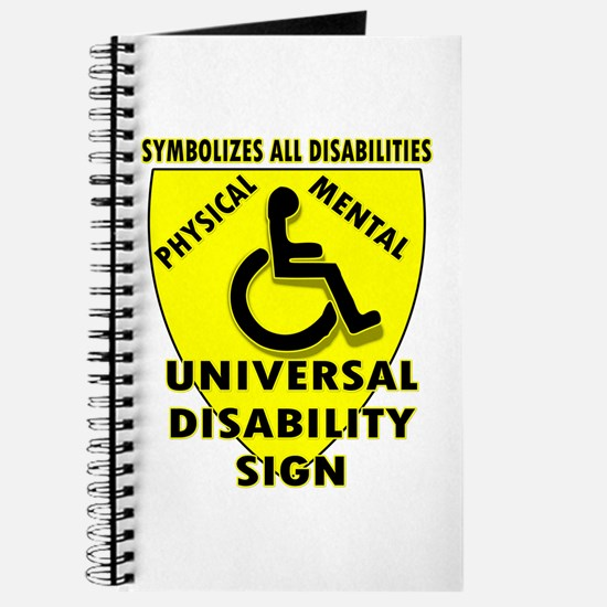DISABILITY SIGN Journal