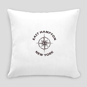 New York - East Hampton Everyday Pillow