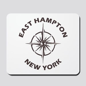 New York - East Hampton Mousepad