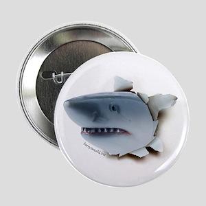"""Shark Burster 2.25"""" Button (10 pack)"""