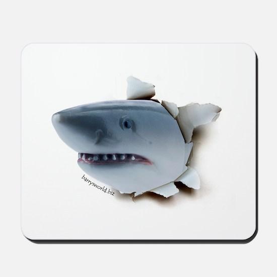Shark Burster Mousepad