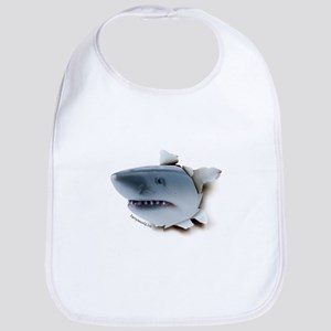 Shark Burster Bib