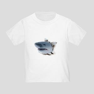 Shark Burster Toddler T-Shirt
