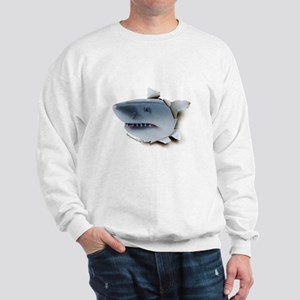 Shark Burster Sweatshirt