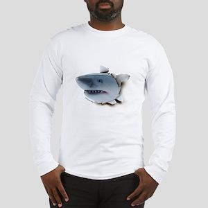 Shark Burster Long Sleeve T-Shirt
