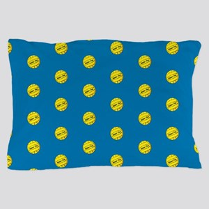 Water Polo Ball Pattern Pillow Case