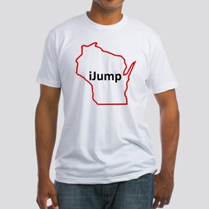 iJump Fitted T-Shirt