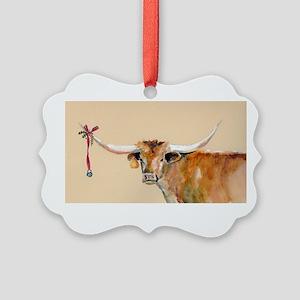Longhorn Ornaments - CafePress