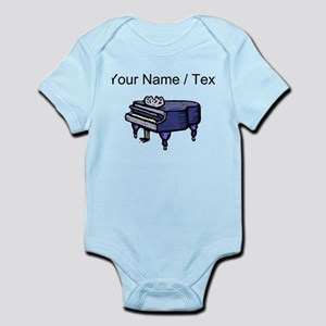 Custom Piano Body Suit