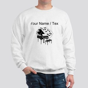 Custom Piano Sweatshirt