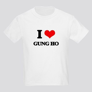 I Love Gung Ho T-Shirt