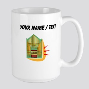 Custom Pipe Organ Mugs
