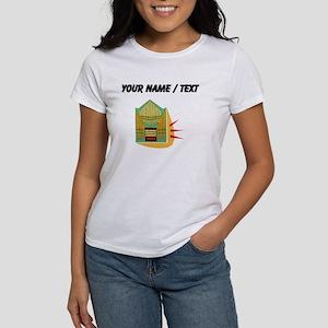 Custom Pipe Organ T-Shirt