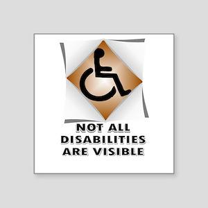 DISABILITY NOT Sticker