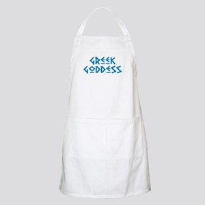 Greek Goddess BBQ Apron