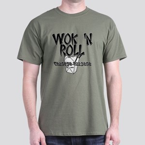 Wok 'N Roll Dark T-Shirt