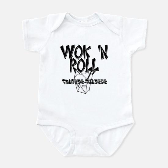 Wok 'N Roll Infant Bodysuit