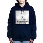 Cavalier King Charles Spaniel Women's Hooded Sweat