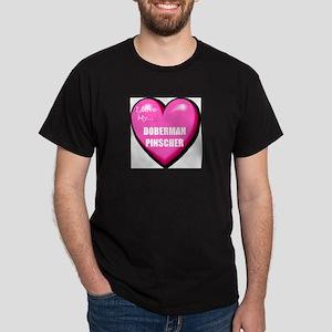 doberman-pinscher-FIN Dark T-Shirt