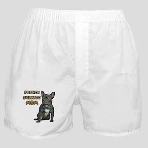 French Bulldog Mom Boxer Shorts