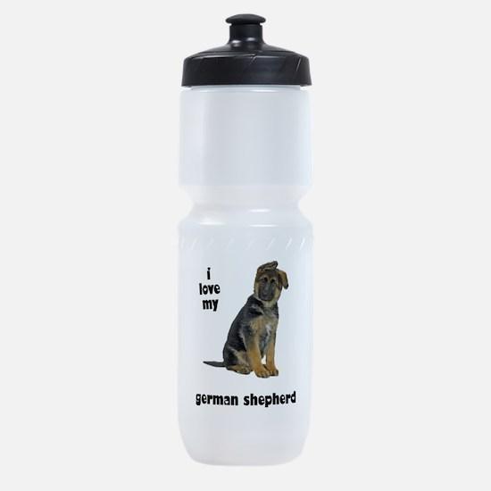 FIN-german-shepherd-puppy-love.png Sports Bottle