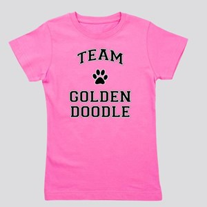 Team Goldendoodle Girl's Tee
