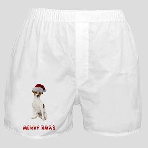 FIN-jrt-merry-xmas Boxer Shorts