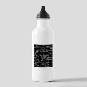 Math Bits Water Bottle