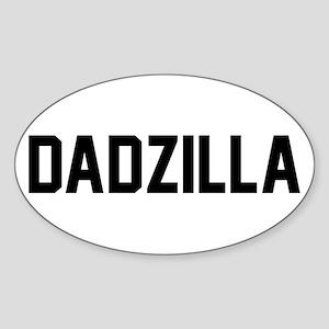 DADZILLA Sticker