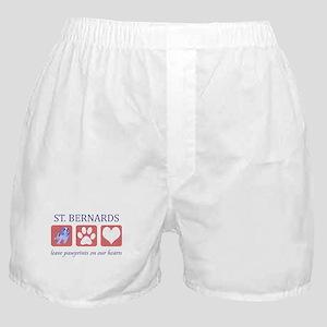 FIN-st-bernards Boxer Shorts