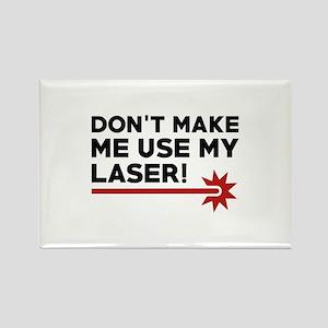 Laser Rectangle Magnet