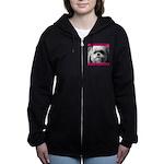 Heavenly Shih Tzu Women's Zip Hoodie