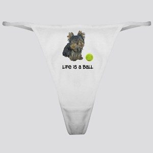 Yorkshire Terrier L... Classic Thong