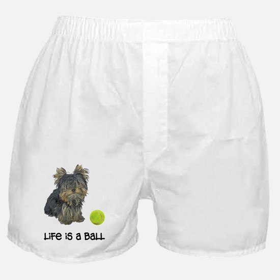 Yorkshire Terrier L... Boxer Shorts