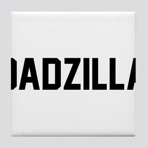 DADZILLA Tile Coaster