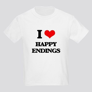 I love Happy Endings T-Shirt