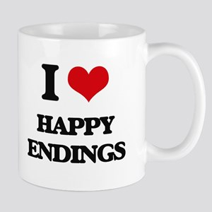 I love Happy Endings Mugs
