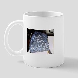 Welcome to Da Range Mug