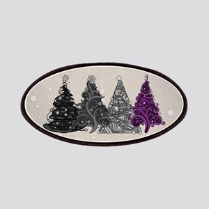 Asexual Christmas Trees Patches