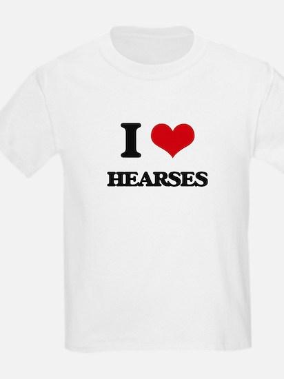 I Love Hearses T-Shirt