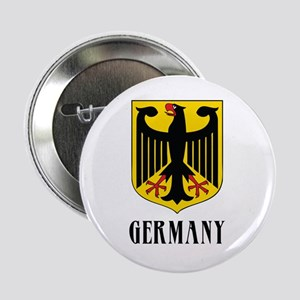 German Coat of Arms Button