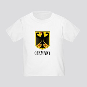 German Coat of Arms Toddler T-Shirt
