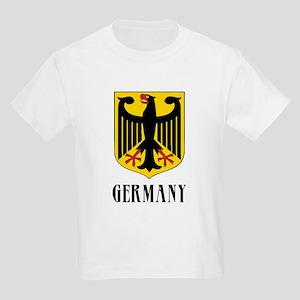 German Coat of Arms Kids Light T-Shirt